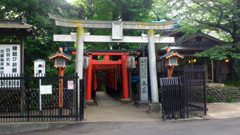 縁結びの花園稲荷神社