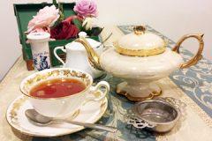 優雅に紅茶タイム