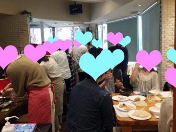 街コン婚活パーティー【御茶ノ水】4/8(土)『カフェdeコンスイーツ』鯛焼き02