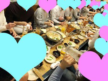 街コン婚活パーティー【新宿】4/8(土)和やかムード!『恋活居酒屋コン』20代後半~30代01