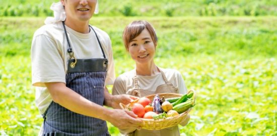 趣味コンの農コンを楽しむ婚活男女