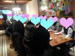 街コン婚活パーティー【上野公園】4/2(日)『カフェ×散歩コン/』お花見&人気裏スポット巡り10