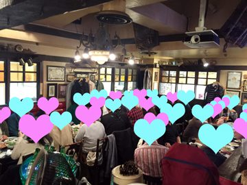 街コン婚活パーティー報告【銀座】4/8(土)『飲み会de会いましょうコン』20代後半~30代01