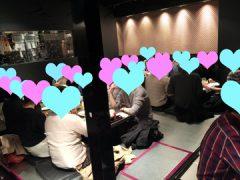 街コン婚活パーティー報告【銀座】4/9(日)みんながフレンドリー!『恋活居酒屋コン』20代後半~30代02