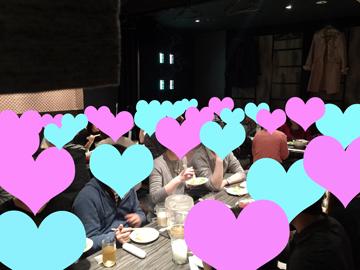 街コン婚活パーティー報告【銀座】4/9(日)みんながフレンドリー!『恋活居酒屋コン』20代後半~30代01
