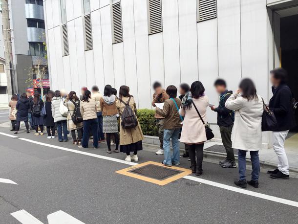 日本橋人形町をお散歩ウォーキング中の様子